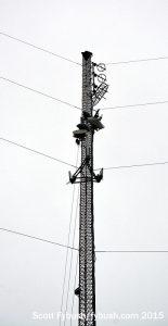 WIOE tower