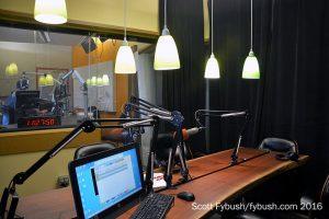 WESA talk studio
