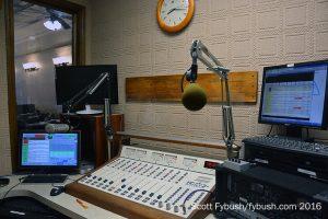 WMRV 93.9 studio