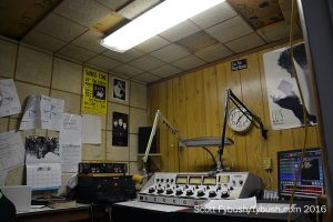 WESR AM studio