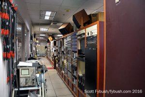 KABC rack room