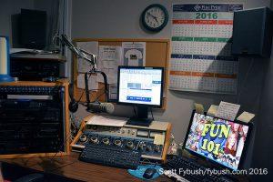 WMVL back studio