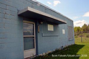 Old WKTV front door