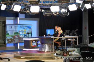 News desk