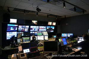 Control room, current...