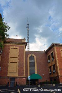 WAPS' building