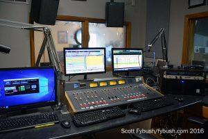 WRRR's studio
