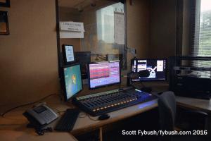 WGVU radio, upstairs