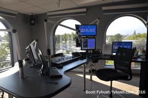 CIGL's new studio