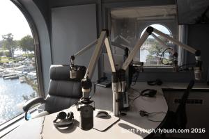 CJBQ/CIGL news booth