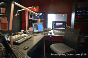 CJTN's renovated studio
