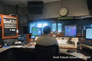WJR control room