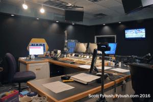 Bobby Bones studio
