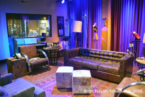 Kix Brooks studio