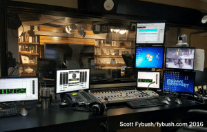 Ramsey control room