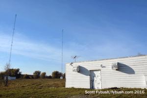 CKDO transmitter building
