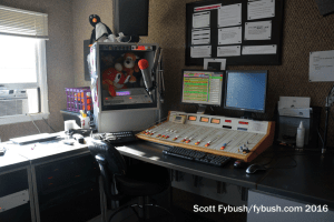 The WBHV studio