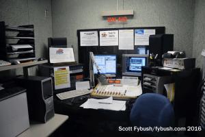 WKOK control room