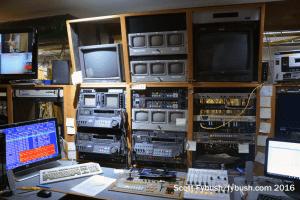 Old WMFD control room