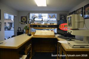 WSQV studio