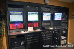 Radio racks
