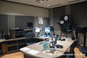 WBAA-FM studio
