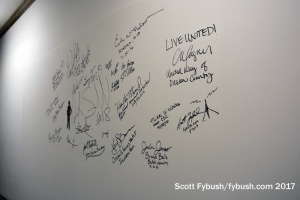 ...and Wall of Fame