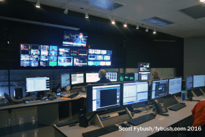 New WSTM control room