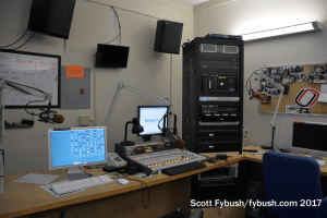 Mav Radio studio
