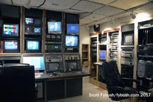 UNO TV control room