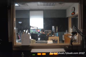 KFOR control room