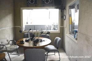 WMTR talk studio