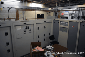 WMTR transmitter room