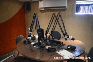 WRNJ talk studio