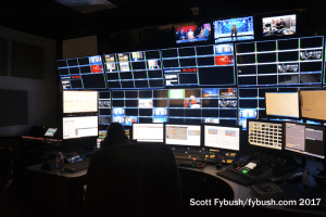 WFMZ-TV main control room