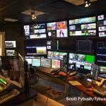 WTNH control room