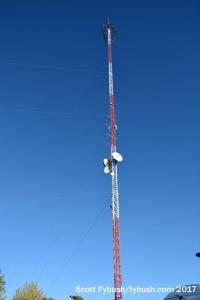 KREX's tower