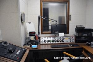 WRIV studio