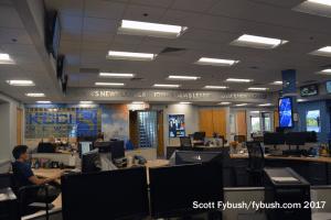 KCCI newsroom