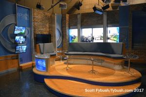 Morning news talk set