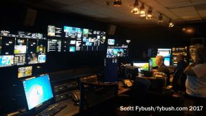 KCNC control room