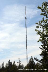 TVO tower