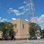 WHBF's Telco Building