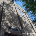 WHBF entrance