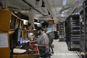 KLRU control room
