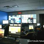 KXAN control room