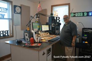 WBZX air studio