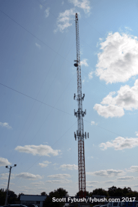 WLNS' old tower