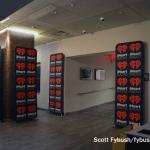 iHeart performance studio lobby