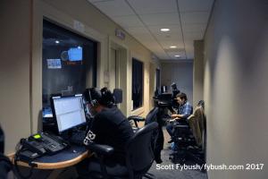 SciFri crew at work